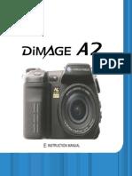 Konica Minolta Dimage A2 8MP Digital Camera With 7x Manual