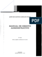 Modalidades de Licitaçao - Carvalho Filho