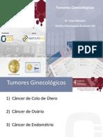 Aula Tumores Ginecologicos