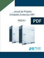 10789 Manual de Projeto Mproj. Mdv4 Midea d 10.13