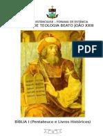 At Pentateuco e Históricos (Apostila 1)