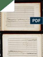 Mozart - Rondo in a Major, K.386 [f.13-15, Autograph]