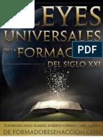 Leyes Universales Formacion 2015