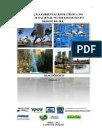 Diagnóstico Da Avaliação Ambiental Estratégica PRODETUR