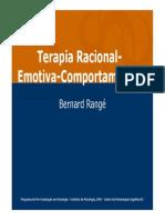 Terapia Racional Emotiva-comportamental