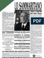 Il Popolo Sammaritano n.28 del 6/12/2008