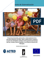 ROMOCION de Derechos Humanos de Niñez en Nicaragua