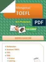 e Book TOEFL