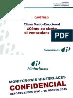 22 - Monitor - Pais Clima Socio-emocional (17 Agosto 2015)