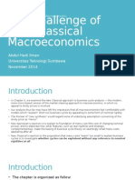 Chapter 5_The Challenge of New Classical Macroeconomics