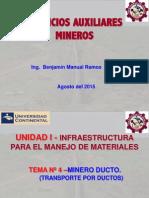Servicios Auxiliares Mineros-Tema 04
