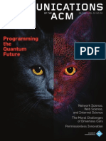 Communications of the ACM - August 2015