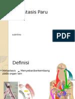 Metastase Paru