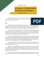 Libro Laser IV Capitulo 4 Normas Laser Clasificacion Seleccion Equipo