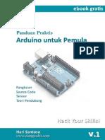 eBook Gratis - Arduino Untuk Pemula V1