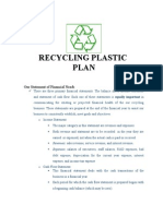10109433-Entrepreneurship-Plastic-Recycling-Project.doc