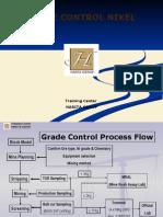 Grade Control Nikel