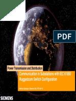 7 Configuration of Ruggedcom Switches.pdf