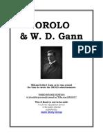 _OROLO & W. D. Gann