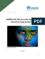Khamis y Osorio América Del Sur Visión Regional de La Situación de Riesgo de Desastres