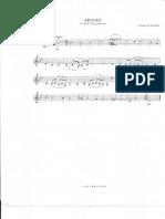 Adagio Tomaso Albinoni Violin 2 001