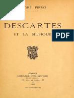 Descartes Et La Musique