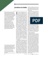 Future of Cooperatives in India