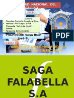Saga Falabella Analisis