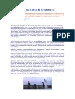 La Estructura Dramática de La Existencia_Juan Ramón García-Morato