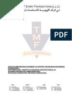Impac Pier Method Statement 1