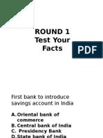 Financial Awareness questionnaire