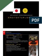 ARSITEKTUR JEPANG (Japan Architecture)
