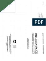 2.2 Pressman y Wildavsky 1998