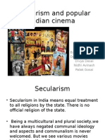 Secularism and Popular Indian Cinema