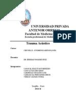 Seminario Trauma Acustico Grupo Doctora Delia