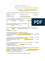 Examen Final de Medicina i 2011 - i (1)