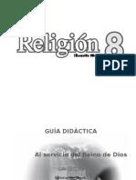 8º Guia Didactica Al Servicio Del Reino de Dios