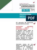 901Retrospectiva 20151STF e STJMaterialP Penal