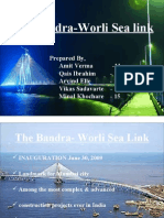 Bandra - Worli Sea Link Environment Mgmt
