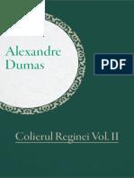 Colierul Reginei Vol.2 - Alexandre Dumas