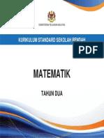 Dokumen Standard Matematik Tahun 2 2015