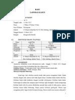 Presentasi Kasus Pneumonia 25-3-2015