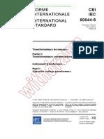 Nternational Standard Iec 60044-5