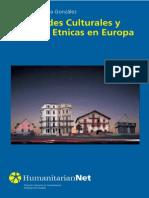 Identidades Culturales y Minorias Etnicas en Europa