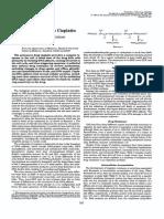 Cellular Responses to Cisplatin