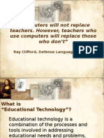 CALL ICT Educational Technolog Brief Overview 2010NOV