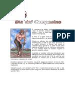 24 de JUNIO - Día Del Campesino.