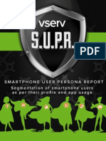 Smartphone User Persona Report