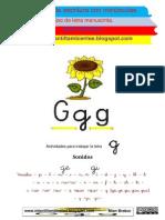 25. Lectoescritura Mian Brabur - LETRA G - Sonidos Ge, Gi.