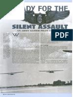 Us Army glider pilot training in WW2